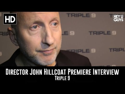 Director John Hillcoat Premiere Interview - Triple 9