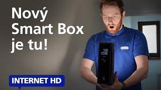 Nový O2 Smart Box s Inteligentní Wi‑Fi