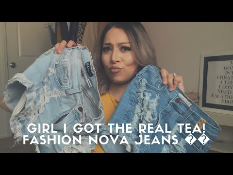 Where are Fashion Nova Jeans REALLY FROM    Buy them Wholesale