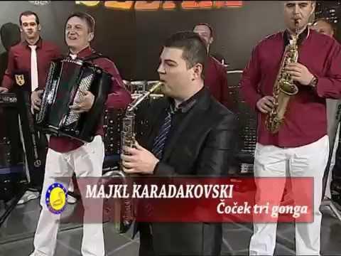Majkl Karadakovski - Cocek tri gonga(sa igracicom) - Sezam Produkcija - (Tv Sezam 2014)