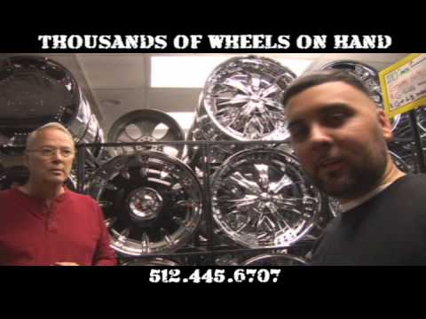 WHEEL & TIRE OUTLET SHOP TOUR-WE SHIP-