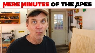 Planet Of The Apes: Woodworking In America! | Mere Minutes