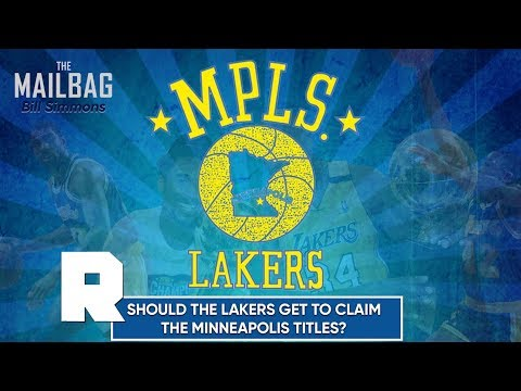 Should the Lakers Get to Claim the Minneapolis Titles? | The Mailbag: Bill Simmons | The Ringer