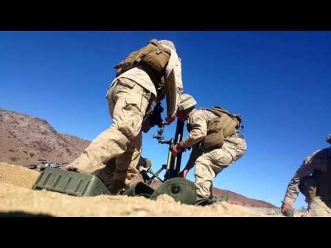 81mm mortars ITX 2016 MORTAR FPF