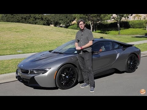 2019 BMW i8 First Drive Video Review