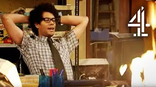 Fire! Fire! | The IT Crowd