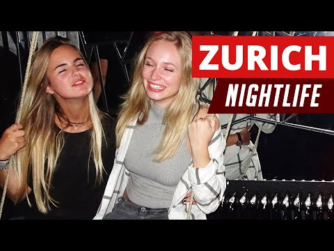 Zurich Nightlife in Switzerland