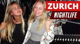 Zurich Nightlife in Switzerland: TOP 10 Bars & Clubs