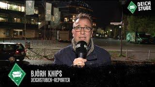 """""""Einer wie Plea fehlt"""": Björn Knips nach der Werder-Pleite gegen Gladbach"""