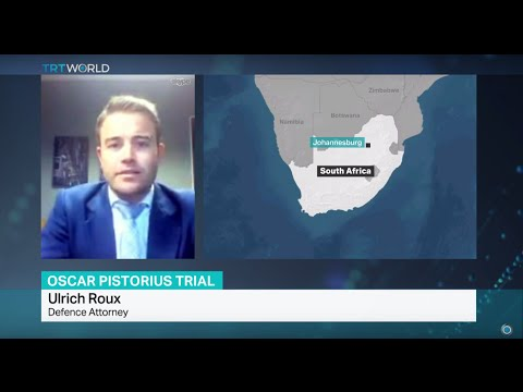 Interview with defence attorney Ulrich Roux on Oscar Pistorius trial