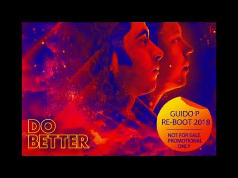 The Layabouts, Portia Monique - Do Better (Guido P Re-Boot 2018)