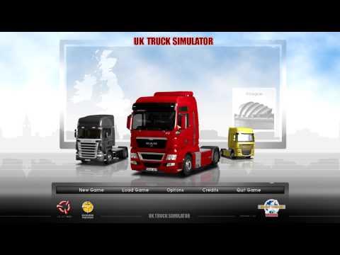 Uk-German Truck Simulator Music