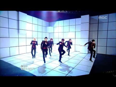 BEAST - Bad Girl, 비스트 - 배드 걸, Music Core 20091226