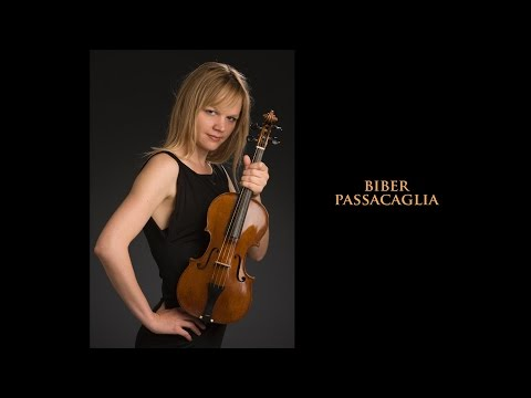 "Biber Passacaglia in G Minor ""Guardian Angel"": Gabrielle Wunsch, baroque violin"