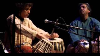 ||| Ustad Zakir Hussain - Live-in-Concert - Masters of Percussion |||