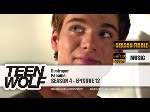 Panama - Destroyer | Teen Wolf 4x12 Music [HD]