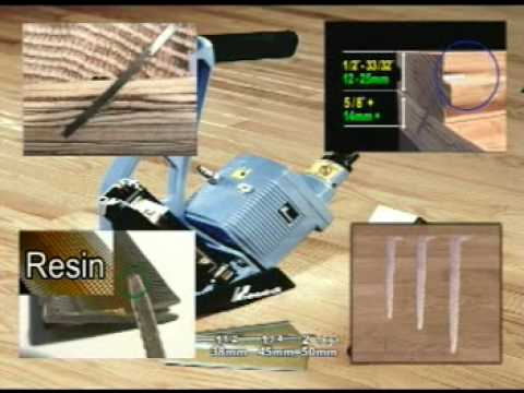 hardwood bhp floor bostitch nailer ebay