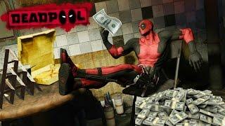 Взлом игры Deadpool на деньги.