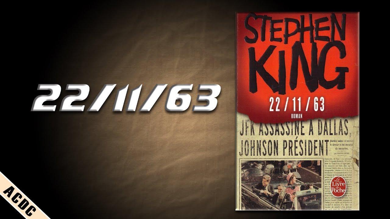22 11 63 De Stephen King Le Livre De Poche Acdc 12