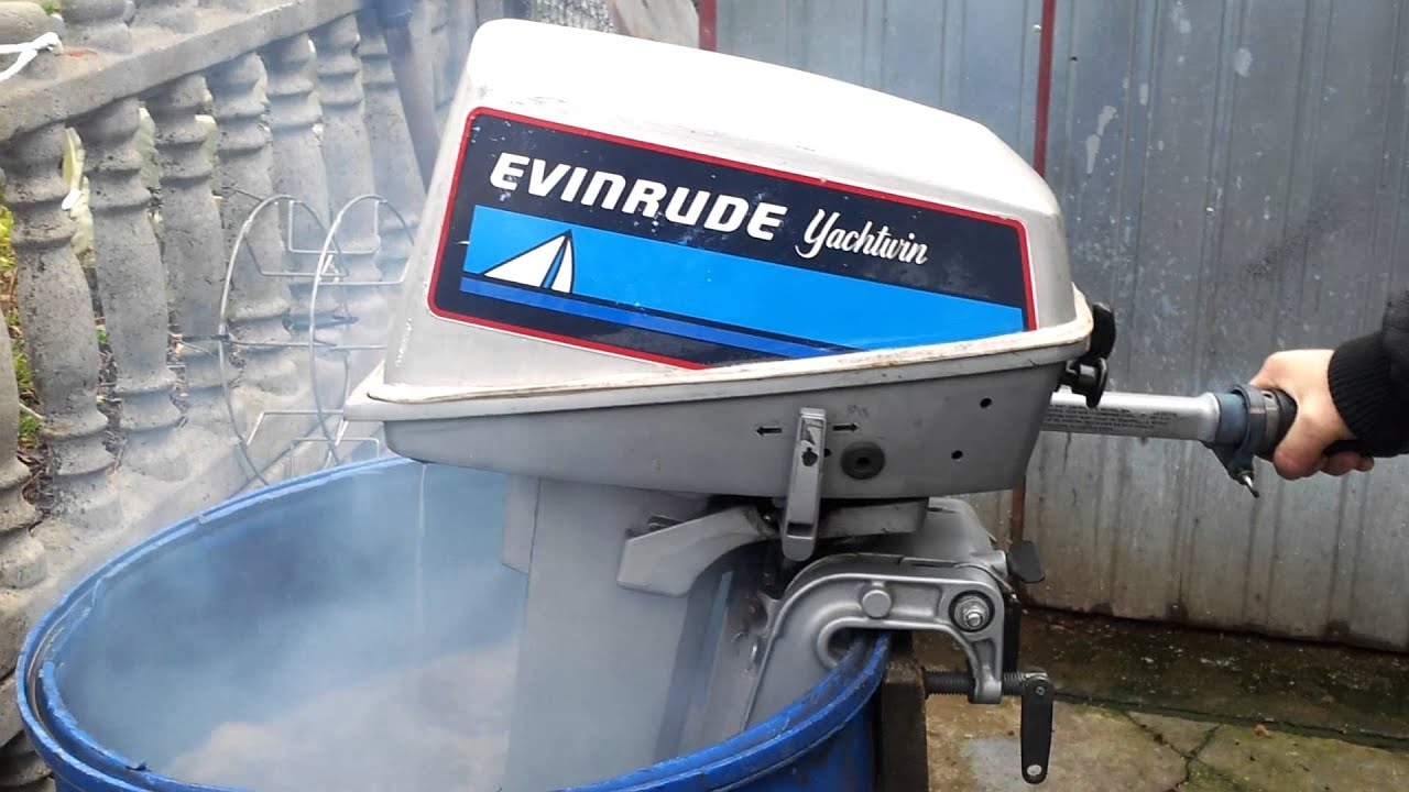 Evinrude 8 Hp Manual 1994
