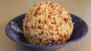 Cheese Ball Recipe - Easy Cheese Ball