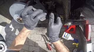 Brake Pads and Disc Replacement BMW Serie 3 F30 F31