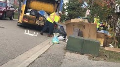 Bulky garbage pickup