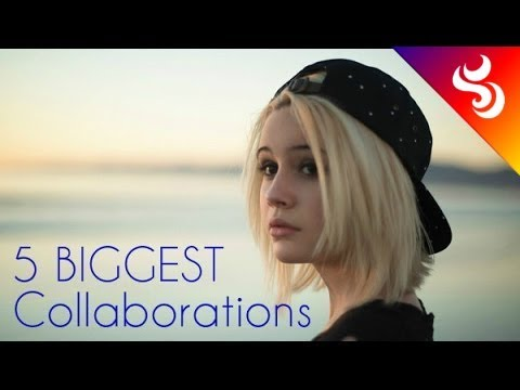 5 BIGGEST YouTube Cover Artist Collaborations
