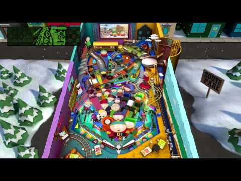 Zen Pinball 2 | South Park: Super Sweet Pinball | Wizard Mode Completed