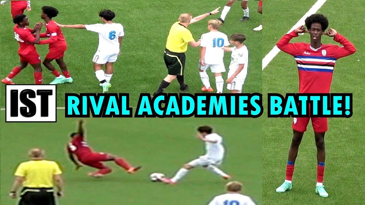 Download Academy SHOWDOWN! Parents LOUD as RIVALS Face-Off!