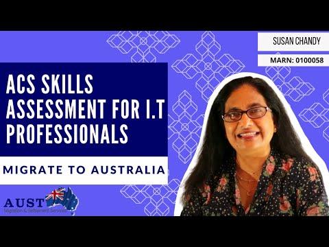 Skilled Migration To Australia: ACS Skills Assessment For IT Professionals