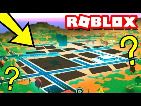 NEW ROBLOX JAILBREAK MAP!