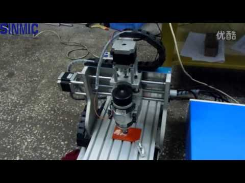 Light duty mini cnc engraving PVC machine from carina