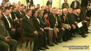 Z wizytą w Pałacu Prezydenckim. II