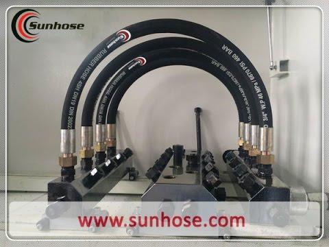 Hydraulic Hose,High Pressure Rubber Hose manufacturer ...