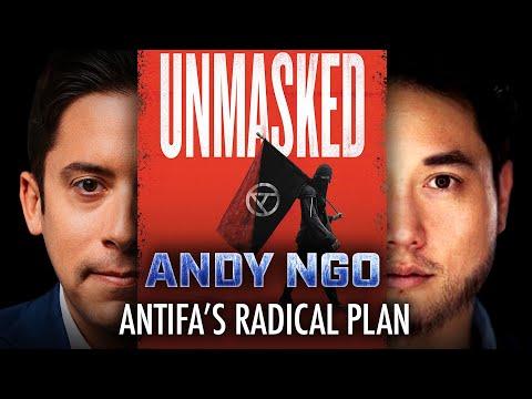 UNMASKING The True Threat of ANTIFA  | Andy Ngo