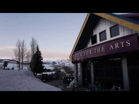 Crested Butte, Colorado CENTER FOR THE ARTS