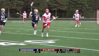 High School Boys Lacrosse: Chanhassen vs. Stillwater