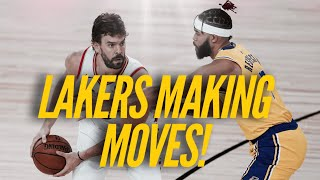 Lakers Swing Another Trade, Marc Gasol Coming Home