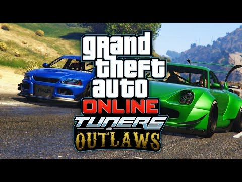 GTA 5 Tuners and Outlaws DLC Details