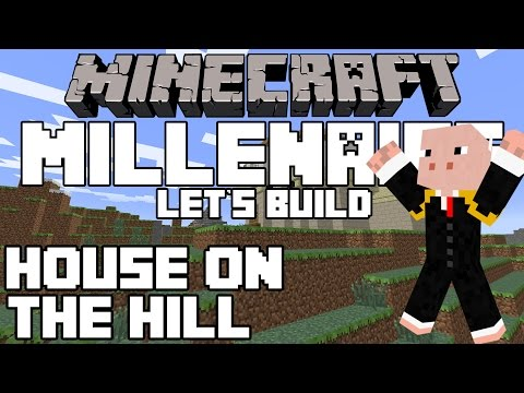 Let's Build | Mud Brick House - Millenaire Mod