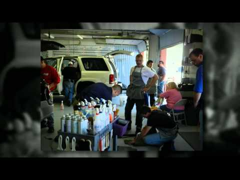 Learn Auto Detailing and Reconditioning