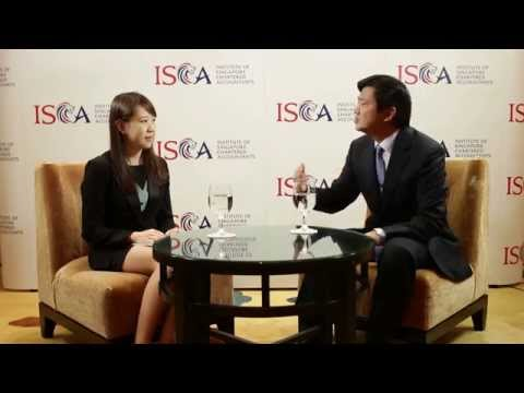 Interview with Mr Yeoh Oon Jin, Executive Chairman, PwC - ISCA Inspiring Conversations