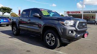 2018 Toyota Tacoma Orange County, Garden Grove, Westminster, Santa Ana, Anaheim, CA P066581