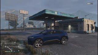 Grand Theft Auto V_ New Car Smell