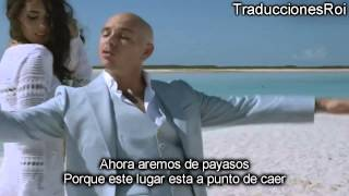 Pitbull-Timber(Feat Ke$ha)  [Subtitulada Español]HD-Vevo