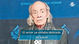 Fallece Manuel