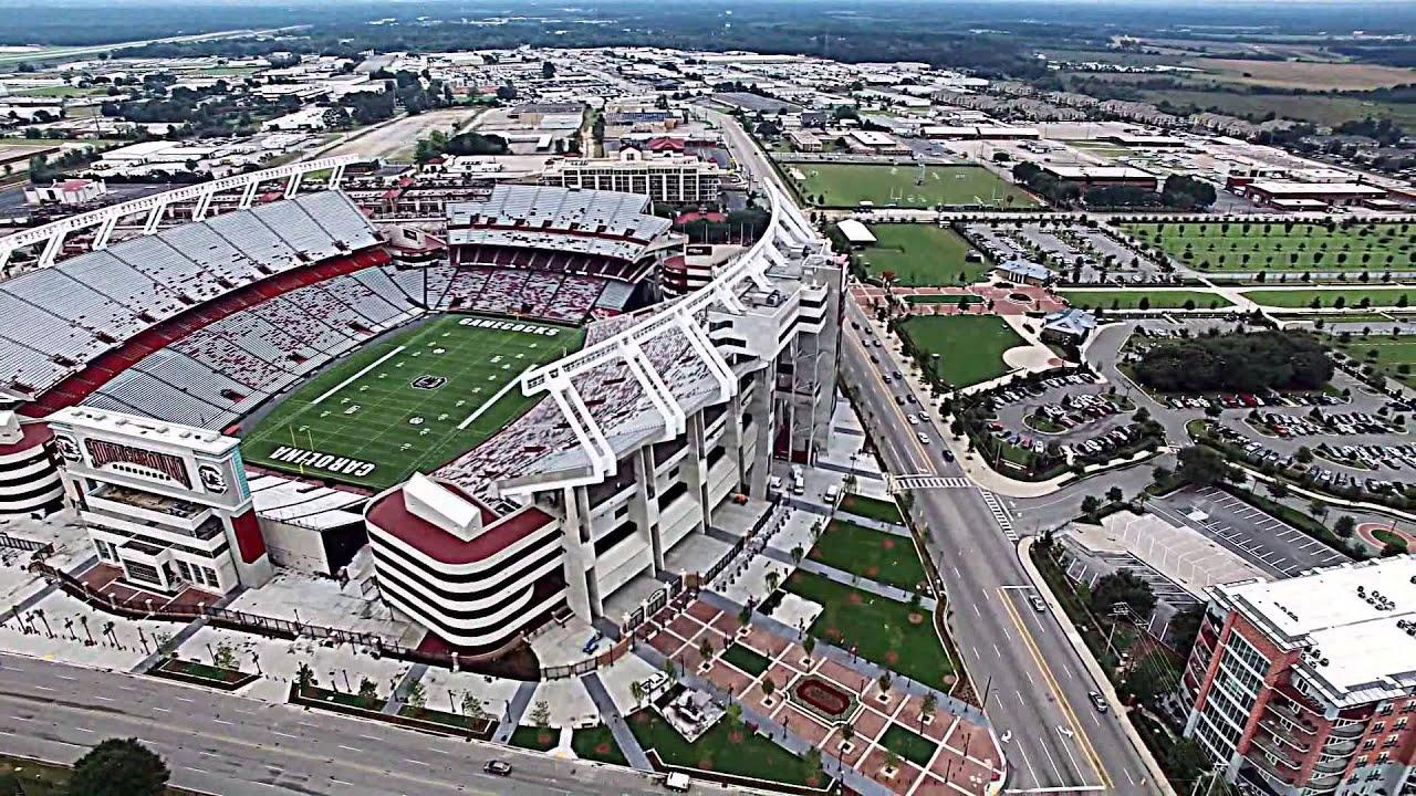 Copy of Williams-Brice Stadium South Carolina Gamecocks ...