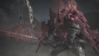 dark souls 3 the ringed city final boss slave knight gael hd