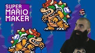 Button Mashing | Super Expert No Skip Challenge | Mario Maker [#68]